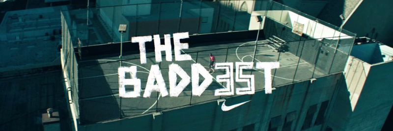 Anthony Mandler-Nike - The Baddest US + Europe together