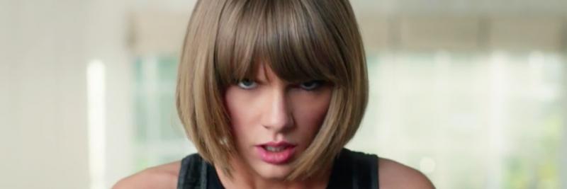 "Apple Music - Taylor Swift ""Taylor vs the treadmill"""